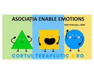 ASOCIAȚIA ENABLE EMOTIONS